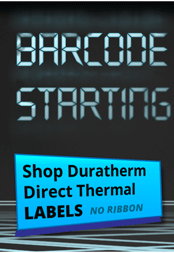 Direct Thermal Labels - Shop Now