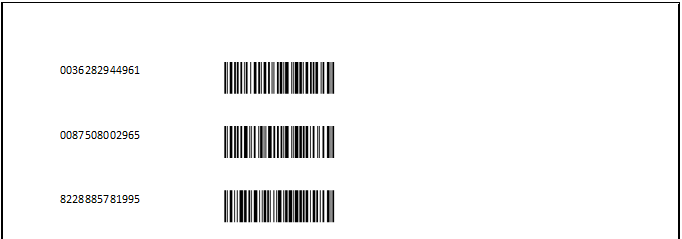 Easily Generate Barcodes using Microsoft Excel for Free Blog