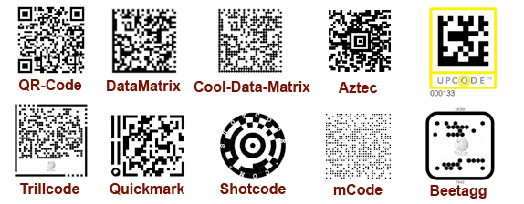 2D Barcode Scanning and Cell Phones Blog Post | POSGuys com