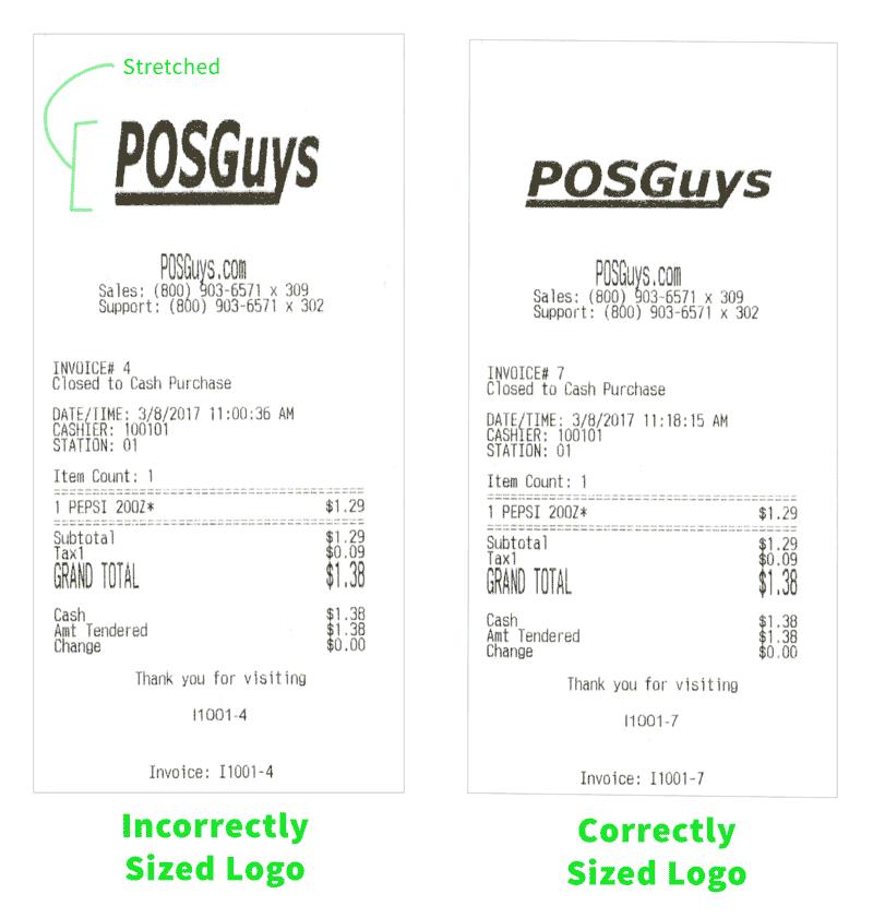 cash register express receipt logo template blog post posguys com