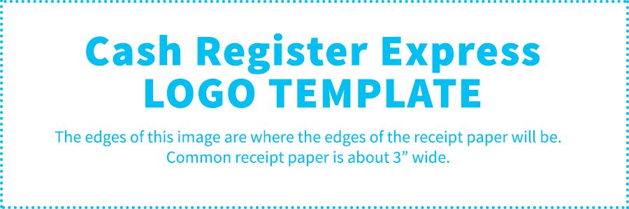 Cash Register Express Receipt Logo Template Blog Post Posguys