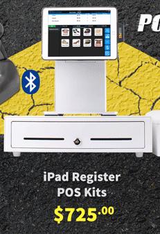 iPad Register Hardware Kit