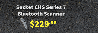 Socket CHS Bluetooth Scanner
