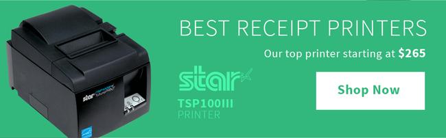 Best Receipt Printers on POSGuys.com
