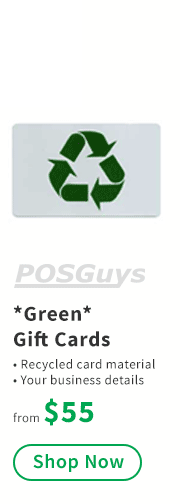 *Green* Gift Cards
