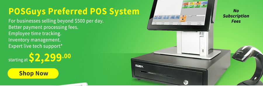 POSGuys Preferred POS System