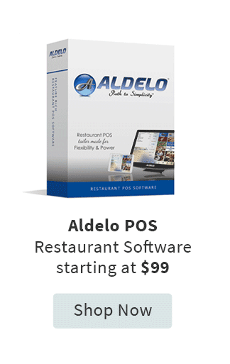 Aldelo POS Restaurant Software